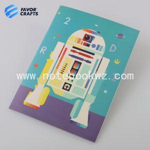 staple notebook